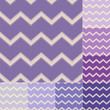 seamless purple violet chevron pattern
