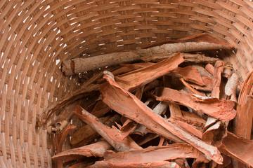 Medicinal bark