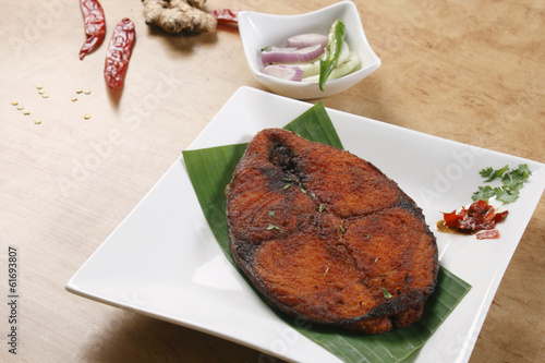 Fish Fry – A fish preparation from Kerala
