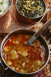 Khatta Alu – a potato curry from Gujarat poster