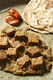 Dhokar Dalna a recipe made of bengal gram