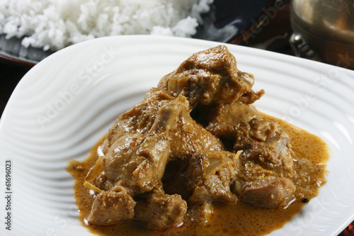 Kerala Special kozhi curry – A chicken curry from Kerala