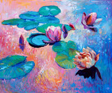 water lilies - 61699665