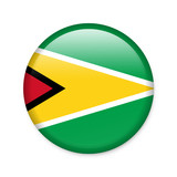 Guyana - Button