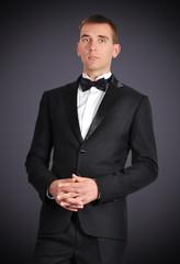 businessman  tuxedo