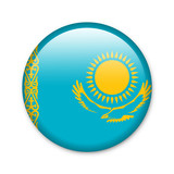 Kasachstan - Button