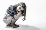 Little girl abused or neglected