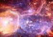 Fototapete Astronomie - Hintergrund - Nacht
