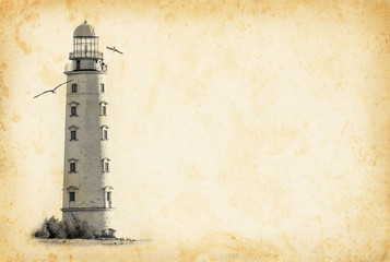 old lighthouse