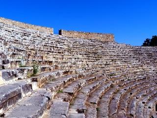 Théâtre Amphithéâtre Hiérapolis Hierapolis 8