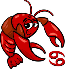cancer or the crab zodiac sign