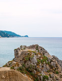 Coast of Liguria