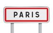 Panneau Paris