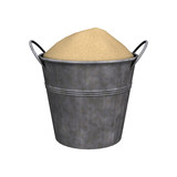 Pail full of Sand