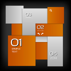 Orange Layout
