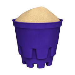 Bucket full of Sand