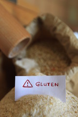 attention gluten !