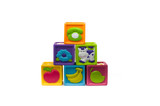 Colored Play Blocks