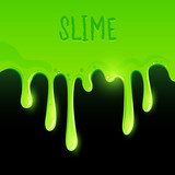 Green Gooey Slime
