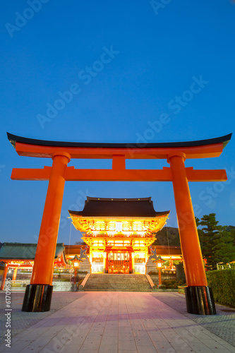 Fushimi Inari Shrine Kyoto Japan