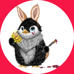 Penguin Easter