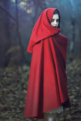 Dark fantasy portrait