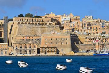 Valletta,Malta island