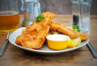 Fish and chips - 61718895