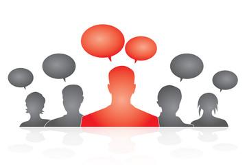Teamwork discussion