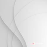 Fototapety White elegant business background.