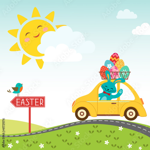 Road to happy Easter копия