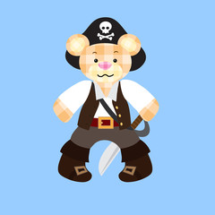 teddy-pirate