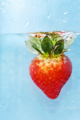 Underwater Strawberry
