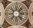 Madrid - Church Catedral de las fuerzas armada de Espana