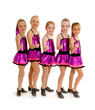 Junior Girls Tap Dance Team
