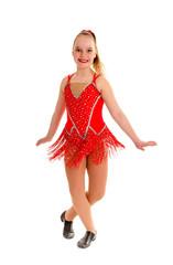 Tween Jazz Dancer in Rend