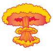 Nuke Explosion - 61724418
