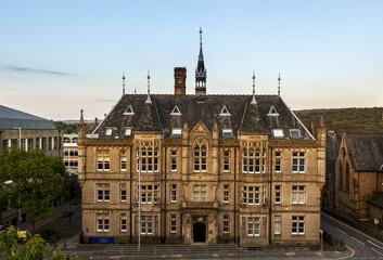 Georgian building Huddersfield