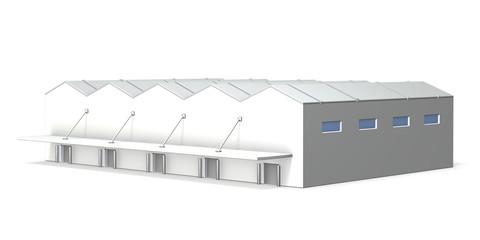 Miniature of warehouse