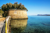 Venetian fortification in Chania