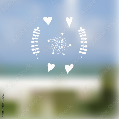 Beautiful Blurry Background Vector Photography