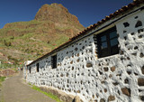 canarian house in little village Masca, Tenerife