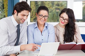 business teamwork