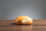 Bread roll on a table