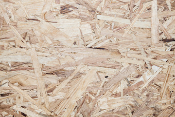Osb wood fiberboard background texture
