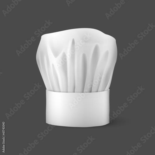 Toque de cuisinier vectorielle 1