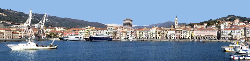Imperia, Liguria-Italy