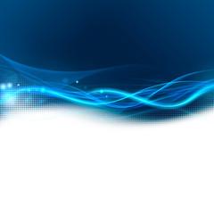 Fond design concept web blue