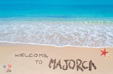 welcome to Majorca