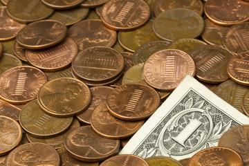 Pennies Dollar